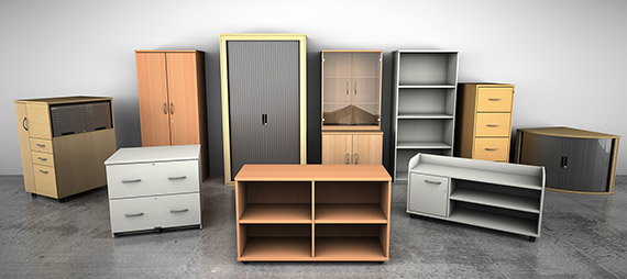 office storage and filing